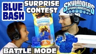 Blue Bash Surprise / Contest / Battle Mode (Toys R Us Variant - Discontinued)
