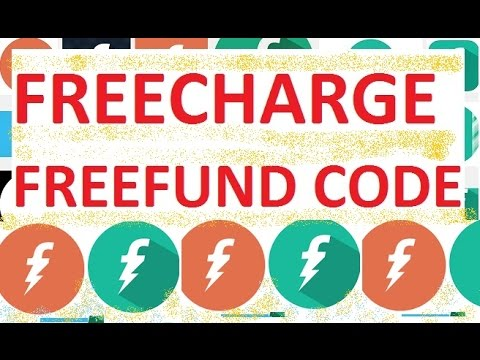 How to redeem/use Freecharge Freefund Code / Gift Voucher / Gift Card