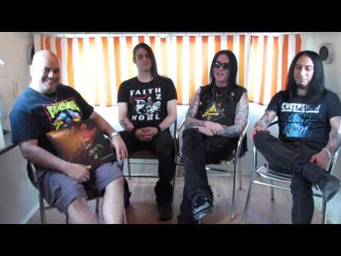 WEDNESDAY 13 interview (July 1, 2017: San Antonio, Texas)