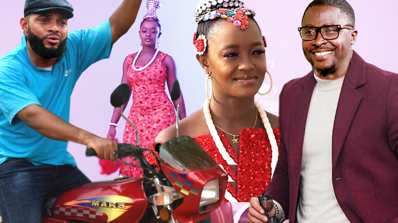 Download BILLIONAIRE & OKADA RIDER IN-LOVE WITH THE PRINCESS 5&6 - Luchy Donalds/Onny Michael 2021 NEW Movie