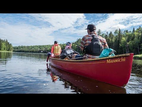 Canoeing Maine's Allagash Wilderness Waterway - Part 2