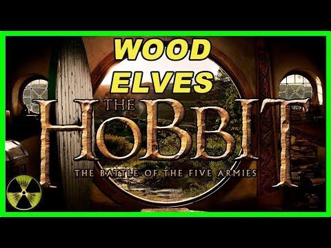 The Hobbit 11 Wood Elves