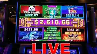 Live Stream Slot Play W/NG Slot In LAS VEGAS | Max Bet Slot Machine LIVE STREAM