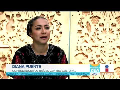 De oficinista a promotora cultural | Noticias con Francisco Zea