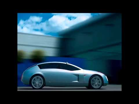 2001 Renault Talisman Concept Youtube