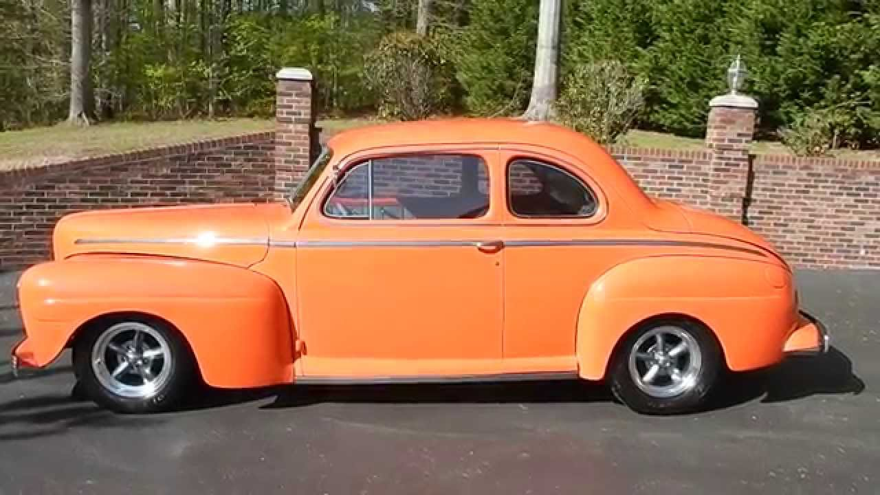 1946 Ford Coupe Pro Street For Sale Old Town Automobile In