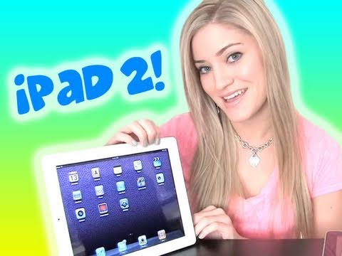 iPad 2 review! Hands on with the new Apple iPad 2!