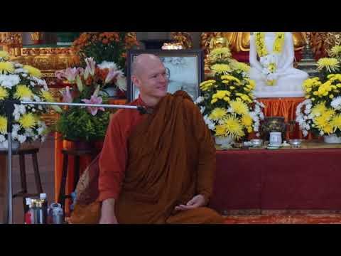 Is breath meditation samatha or vipassanā? | Ajahn Achalo Q&A
