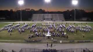 Revolution - West Orange High School Warrior Marching Band - 2014-15