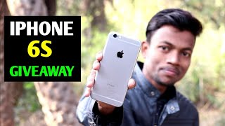 Iphone 6S GiveAway thumbnail