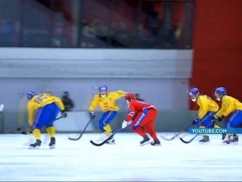 Легендарная сборная Швеции по хоккею с мячом приедет в Красноярск