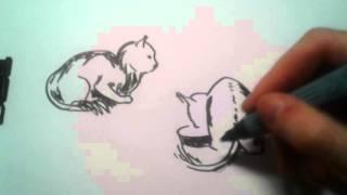 Как научиться рисовать животных.