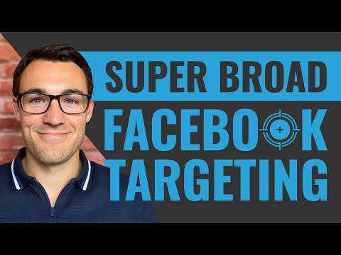 Facebook Ads: Get EPIC Results With Super BROAD Targeting!