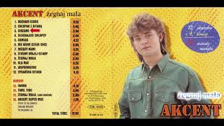 Akcent - Żegnaj Mała (Archiwalny Album CD)