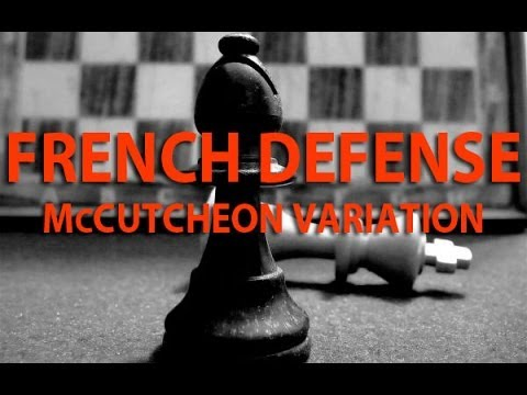 The French Defense and its many secrets REVEALED by GM Jesse Kraai!