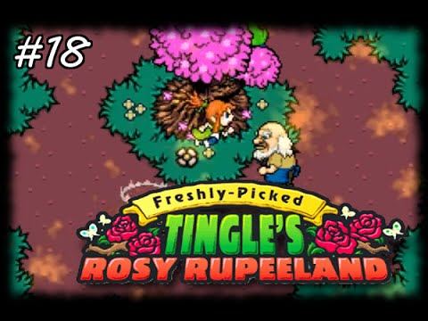 Let's Play Freshly-Picked Tingle's Rosy Rupeeland - 18 - Apples to Abas