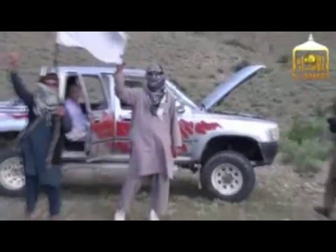 Watch: Taliban Release Prisoner Bowe Bergdahl
