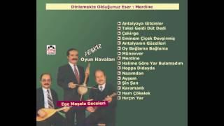 Peşkir Oyun Havaları / Ahmet Turgut -  Merdine