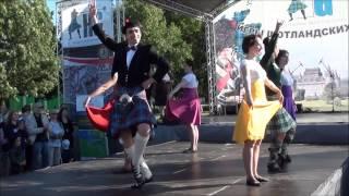 Когда играет скрипка (шотландский танец)(