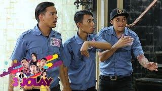 Jadi Pahlawan! 3 Jolay Makin Dicinta 3 Bidadari   3 Jolay Episode 10
