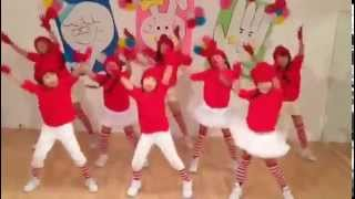 【踊り】ケラケラじゃんけんのダンスが可愛いと話題【応募動画35】