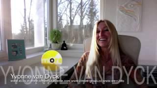 Die Orte in wOrten orten - mit Yvonne van Dyck