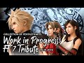 Final Fantasy VII Tribute Video Project. 06.01.2015