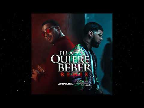 Anuel AA Feat. Romeo Santos - Ella Quiere Beber (Official Remix) (Audio)