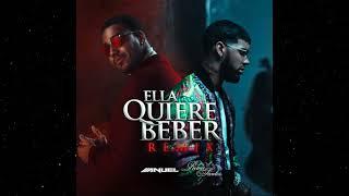 Anuel Aa Feat. Romeo Santos - Ella Quiere Beber