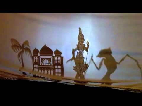 Wayang Kulit and ISA (Abolish ISA Movement UK)