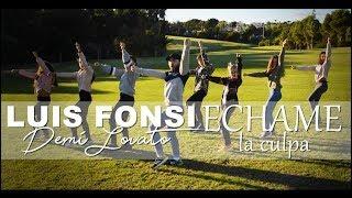 Luis Fonsi feat. Demi Lovato - 'Echame La Culpa' Zumba Fitness Coreografia | XtianKnowles