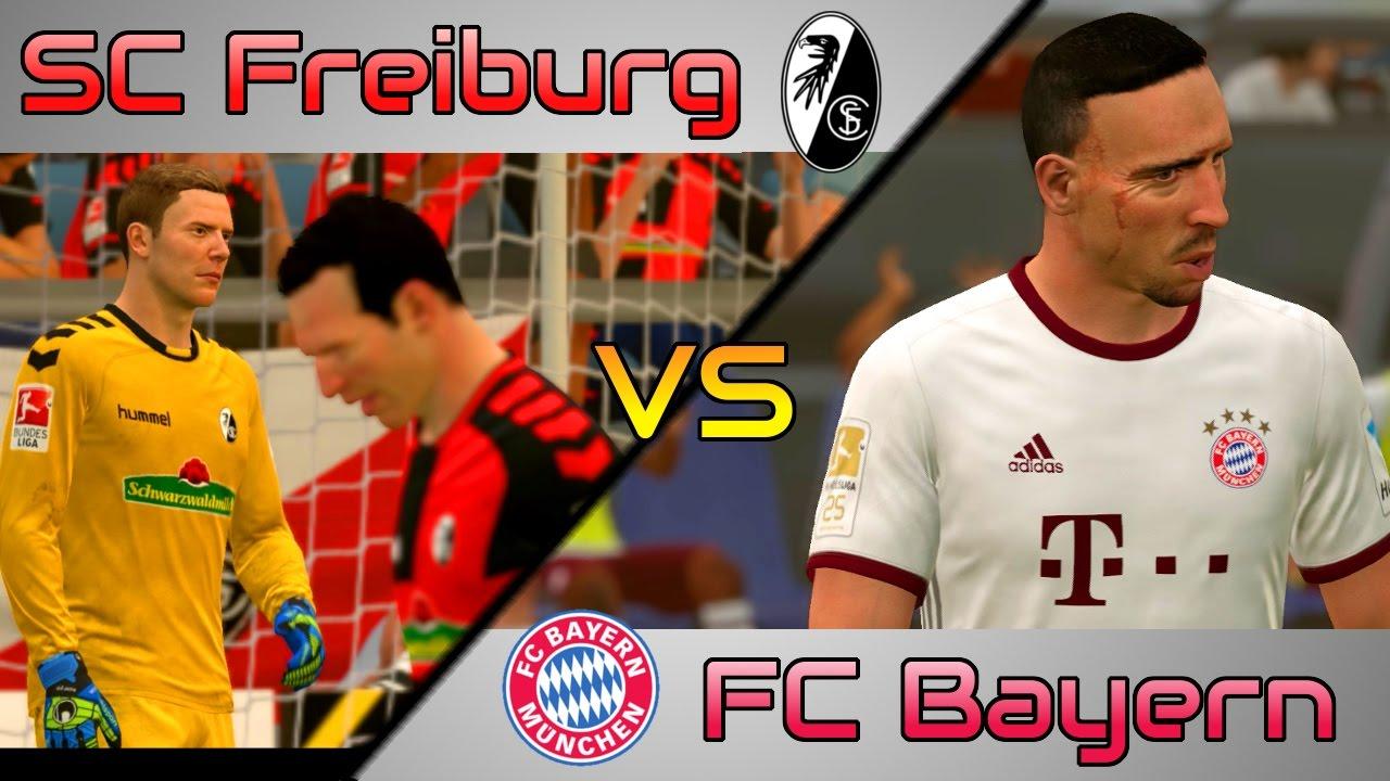 Sc Freiburg Fc Bayern