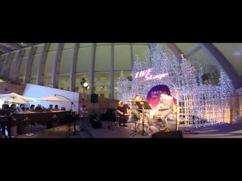Unknown Performing Artists Langham Place show 16-Jan-16