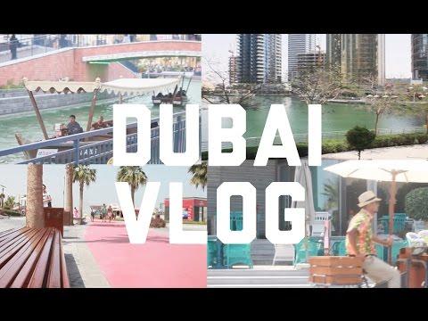 DUBAI VLOG   فلوق دبي ٤ ايام ، القريه العالميه وعودة هجوم العمالقه!