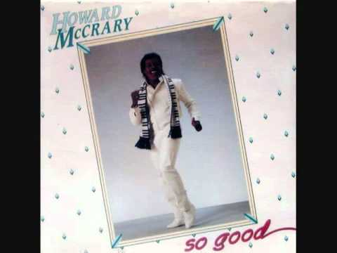 HOWARD McCRARY - SO GOOD