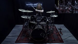 Extreme Black Metal Drumming