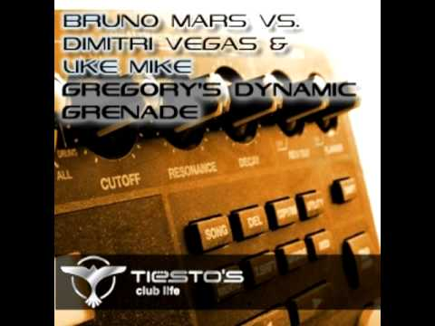Tiesto's club life - I'd catch a grenade for you / Blessed