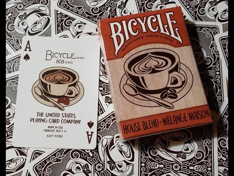 Bicycle House Blend Deck Review