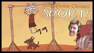 ŠPORTOM K TRVALEJ INVALIDITE! - Trollface Quest Sports