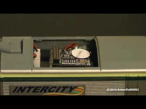 DCC Fitting Guide: Let's Install A DCC Decoder Into A Murphy Models GM 201 Class Locomotive HD