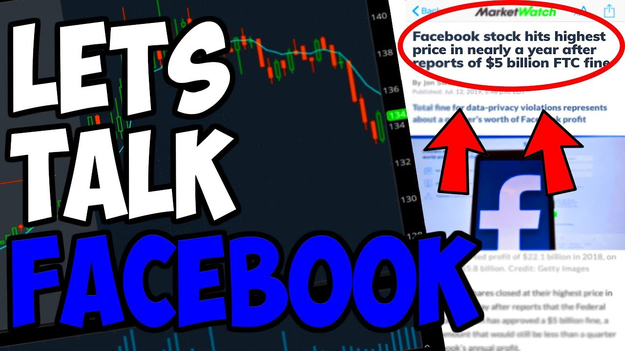 Following record FTC fine, Facebook stock pops on Q2 earnings beat