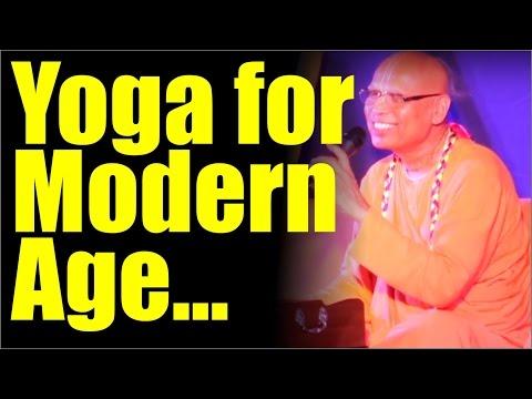 Yoga for Modern Age Youth Festival September 2016 Nagpur by Lokanath Swami