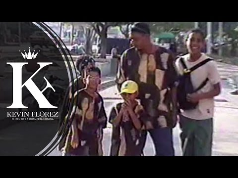 4 Grandiosos Hermanos - Hermanos Florez (2008) - (Kevin Florez ft Kf2, Mc  Glows)