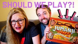 Should We Play Jumanji In Real Life? Reading Your Comments! / The Beach House