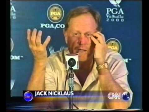 Jack Nicklaus on Tiger Woods 1999