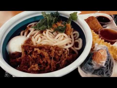 most hyped udon spot in town? visiting marugame udon sf