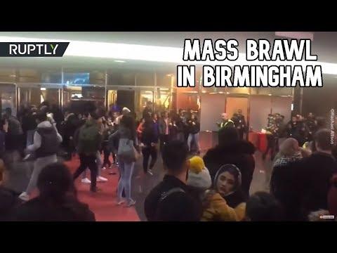 Mass Brawl At Birmingham Cinema Amid Reports Of People With Machetes