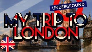 MY TRIP TO LONDON - HYPIXEL BEDWARS