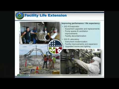 ARRA-Creating Jobs and Environmental Cleanup at Hanford