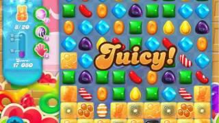 Candy Crush Soda Saga - Level 743 (No boosters)